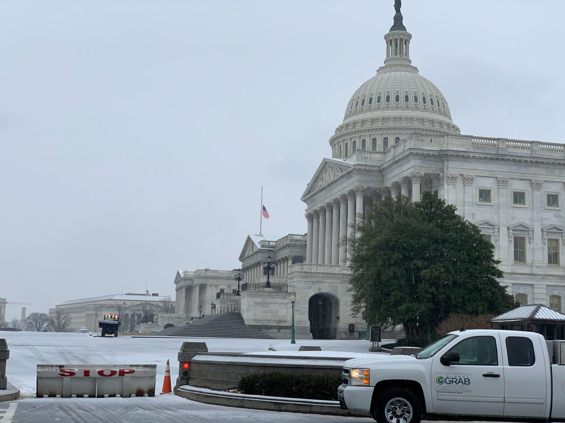 Global GRAB Supporting U.S. Capitol Police 2021